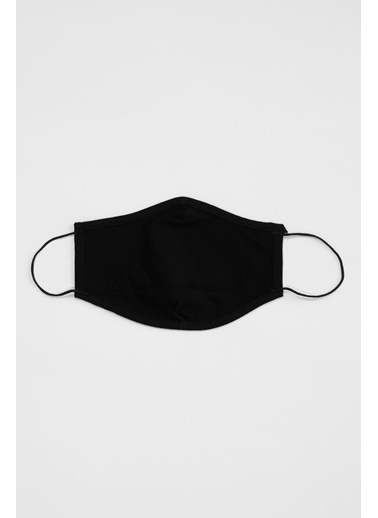 DeFacto Yıkanabilir Maske Siyah